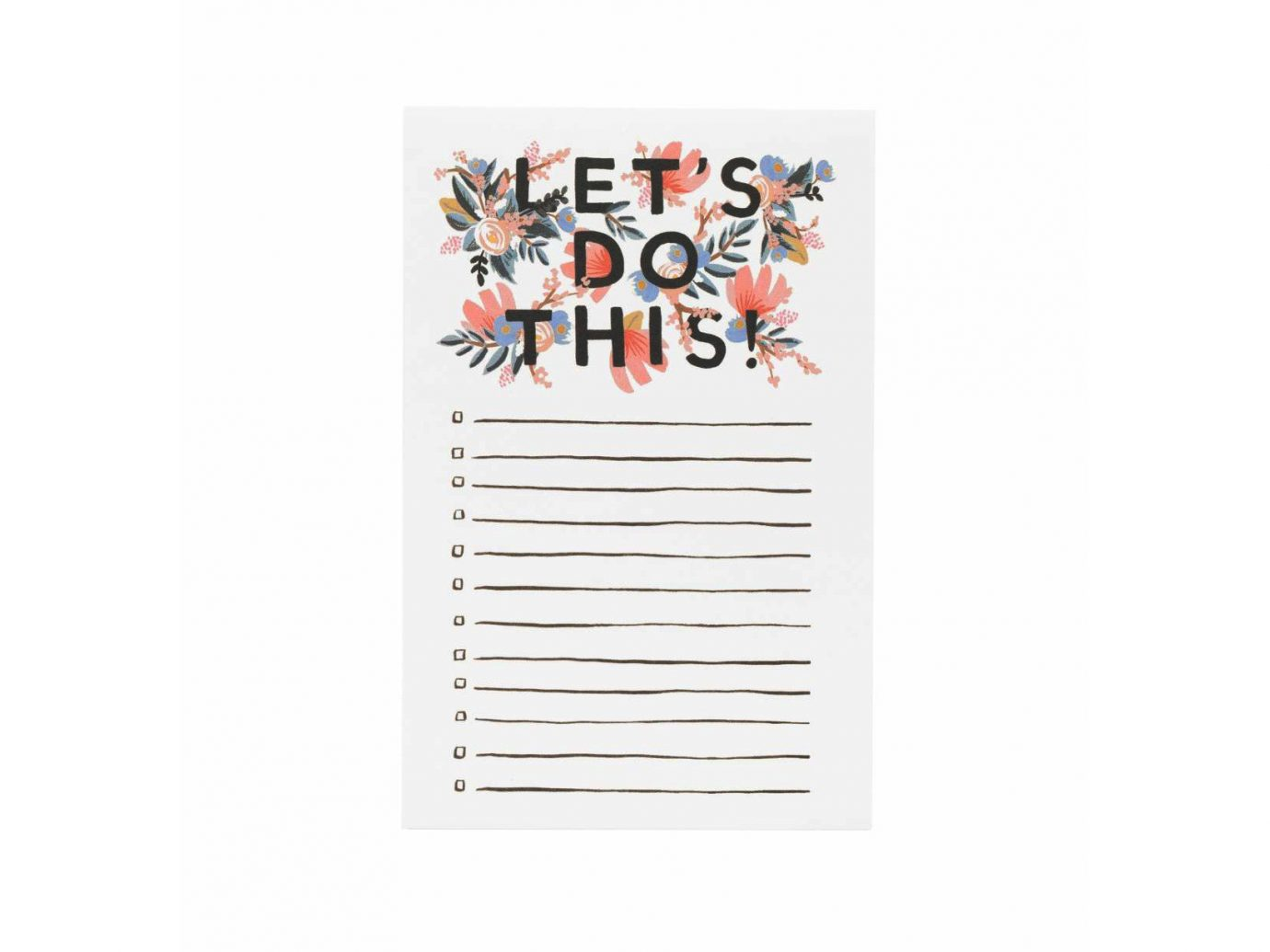 Buy TRifle Paper Co. Notepad on Amazon