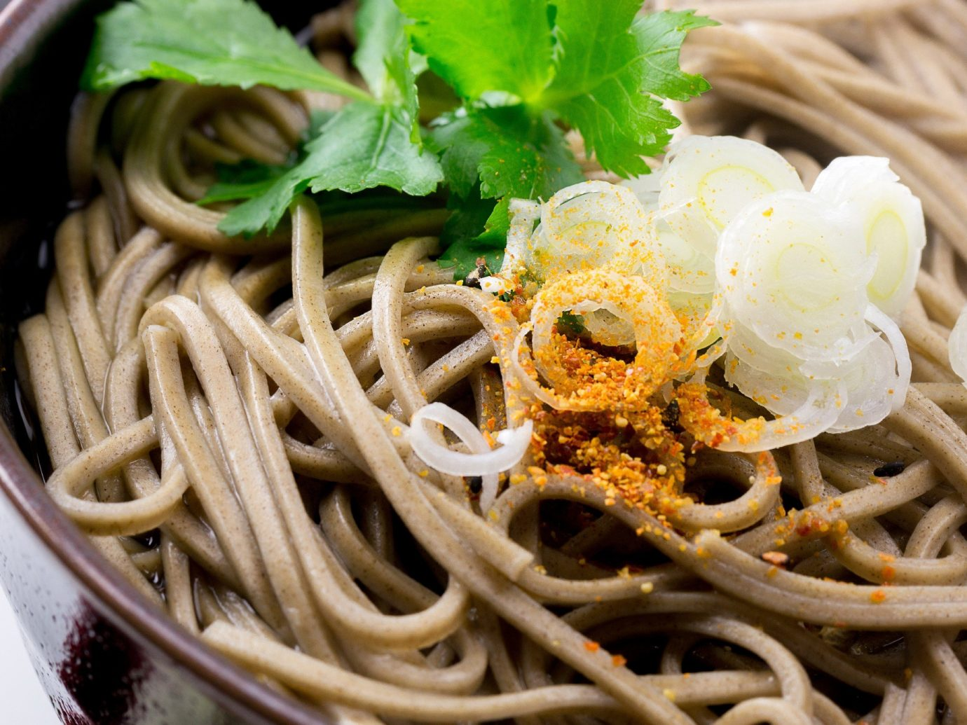 Food + Drink food dish soba cuisine noodle spaghetti asian food chinese noodles chow mein chinese food yakisoba udon japanese cuisine yaki udon pasta fried noodles bucatini produce vegetarian food carbonara spaghetti aglio e olio sauce close