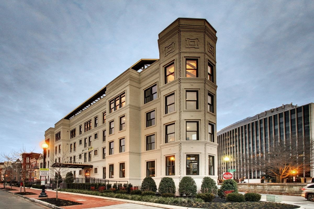 6 best boutique hotels in washington d c for Boutique hotel washington dc