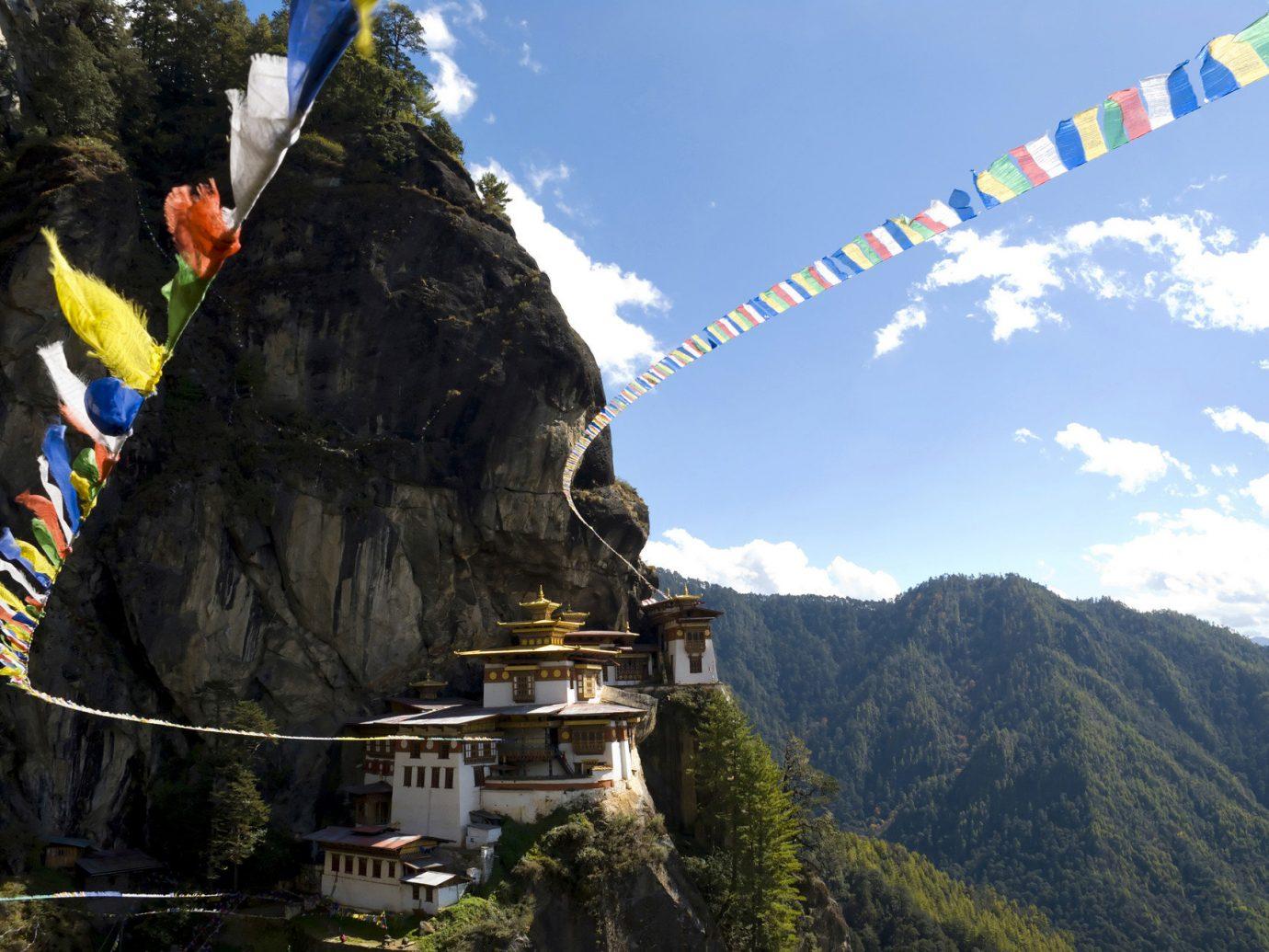 Trip Ideas tree outdoor mountain Adventure tourism mountain range extreme sport colorful