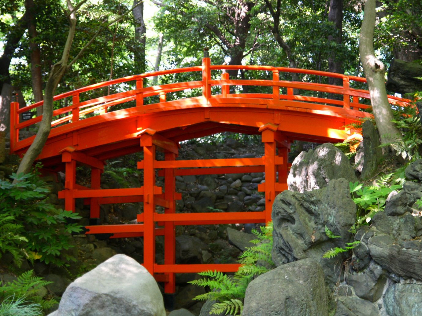 Trip Ideas tree outdoor torii orange shinto shrine outdoor structure shrine Garden flower Jungle rainforest outdoor object wood Forest stone trunk