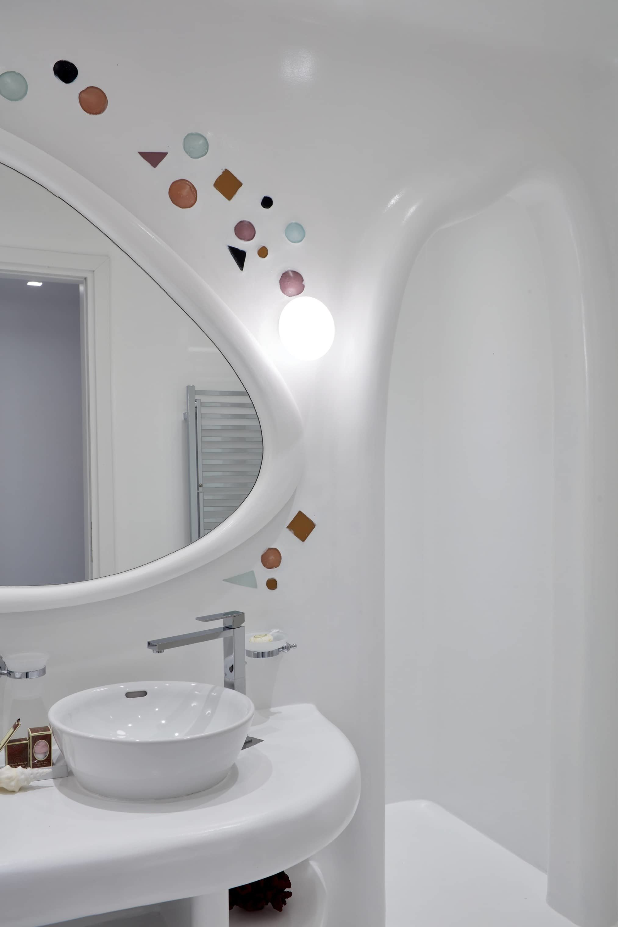 Food + Drink Hotels Trip Ideas wall indoor bathroom tap room sink toilet seat interior design plumbing fixture white product design bathroom sink bidet toilet angle ceramic ceiling