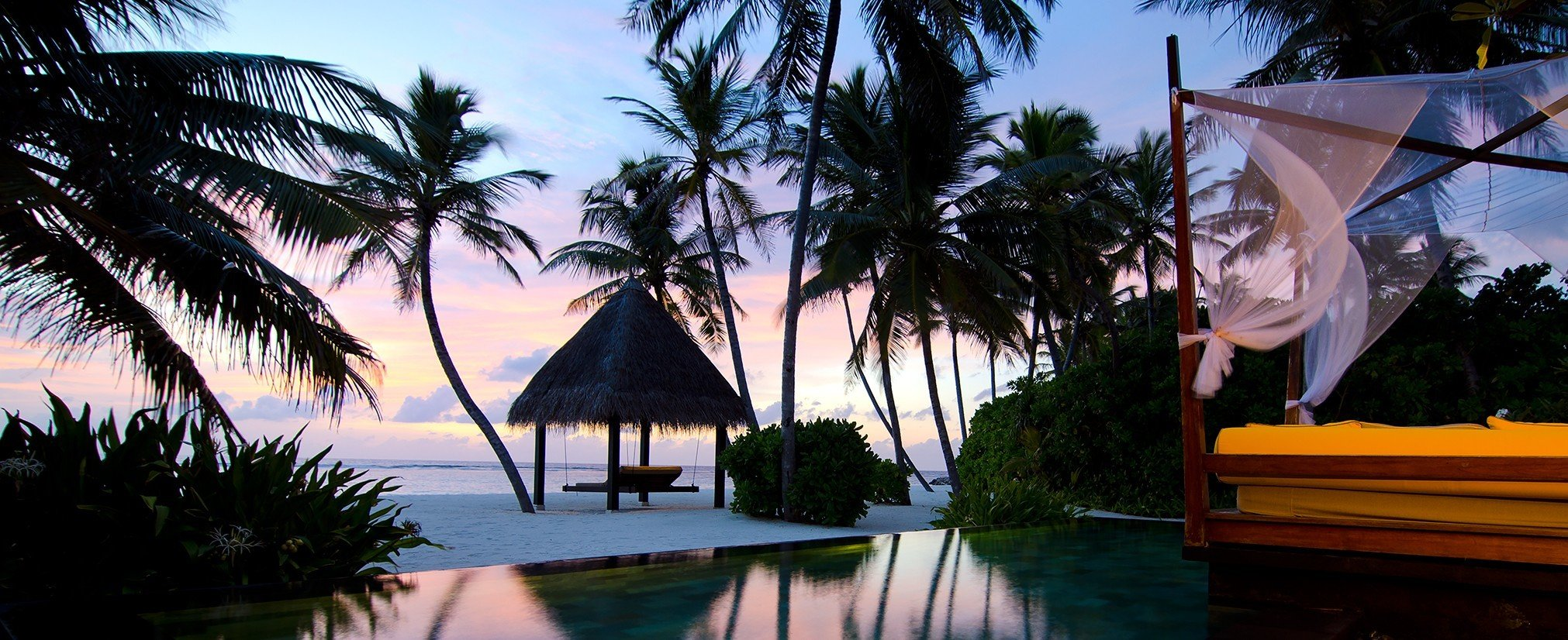 Trip Ideas tree outdoor palm Resort vacation arecales tourism swimming pool plant shade furniture