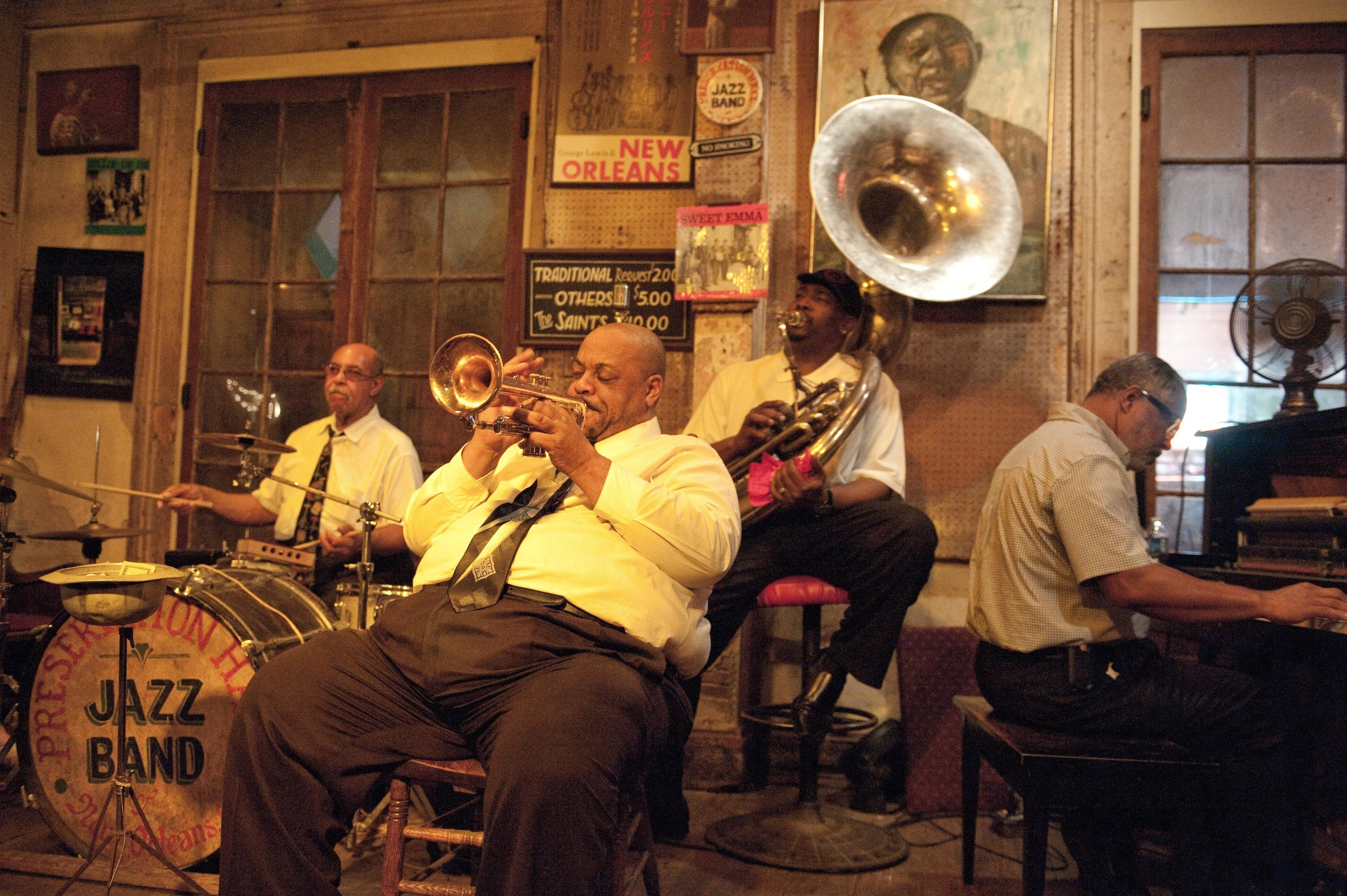 Trip Ideas Weekend Getaways Winter person sitting brass Music percussion musician drums people drum jazz Bar older concert band