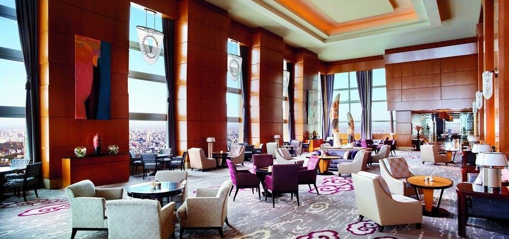 Hotels indoor property window restaurant room Resort interior design Lobby estate function hall palace furniture area