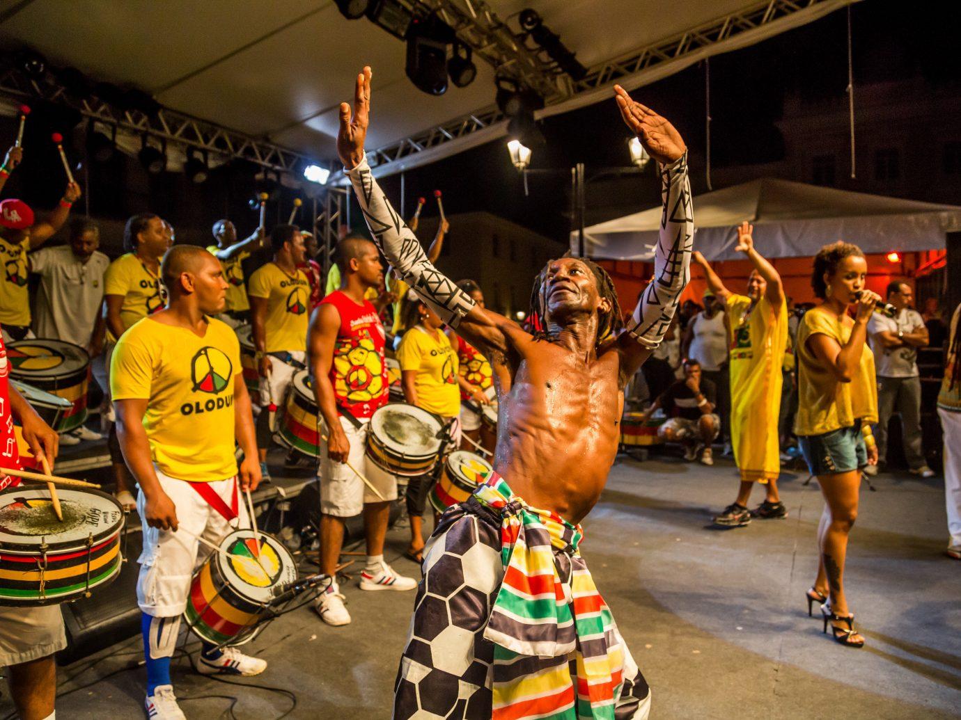 Beaches Brazil Trip Ideas person crowd carnival performance art Sport event festival people dance