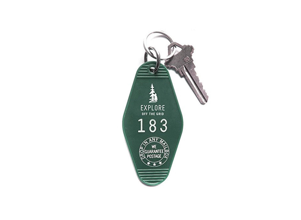 Style + Design Travel Shop keychain product product design font
