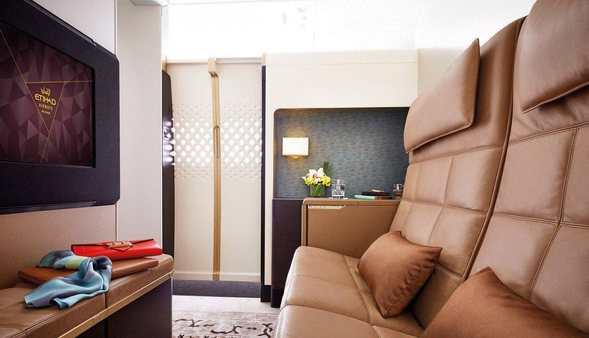 Luxury Travel News indoor wall sofa room interior design Suite home living room furniture Design