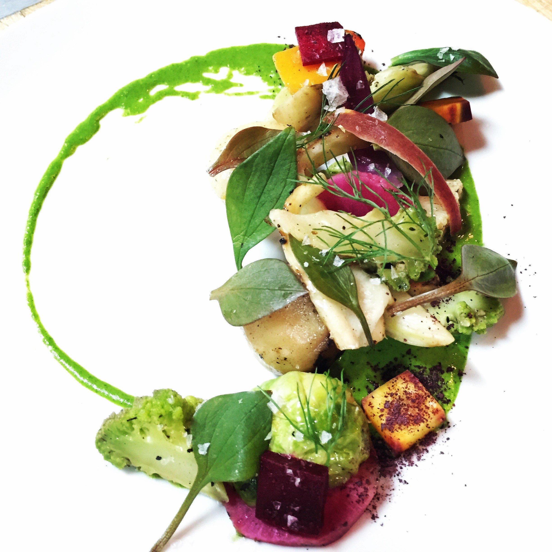 Trip Ideas food plate dish produce salad plant vegetable land plant flowering plant fruit radish cuisine meat meal piece de resistance
