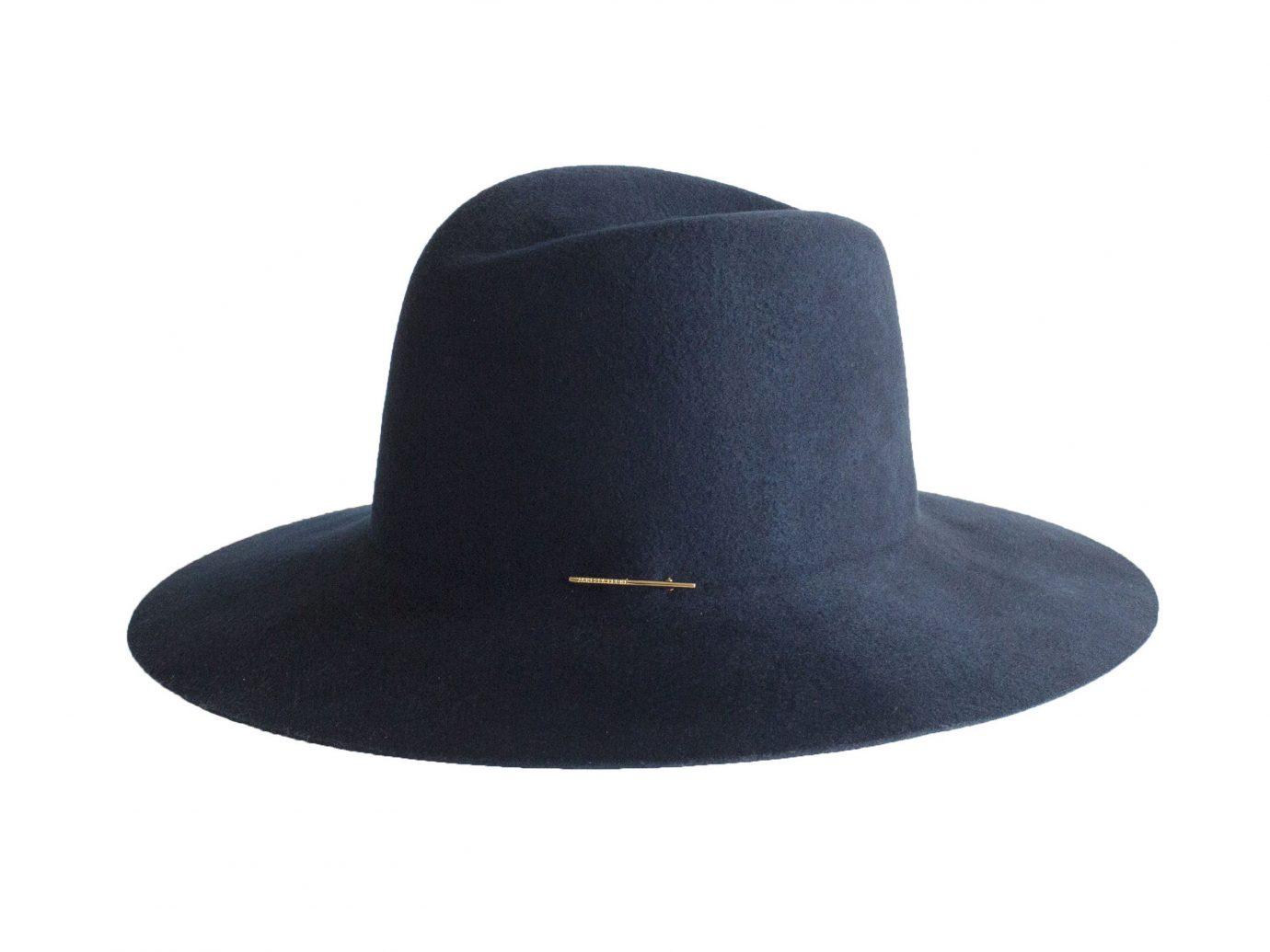 Style + Design Travel Shop hat headdress clothing black headgear product design fedora product