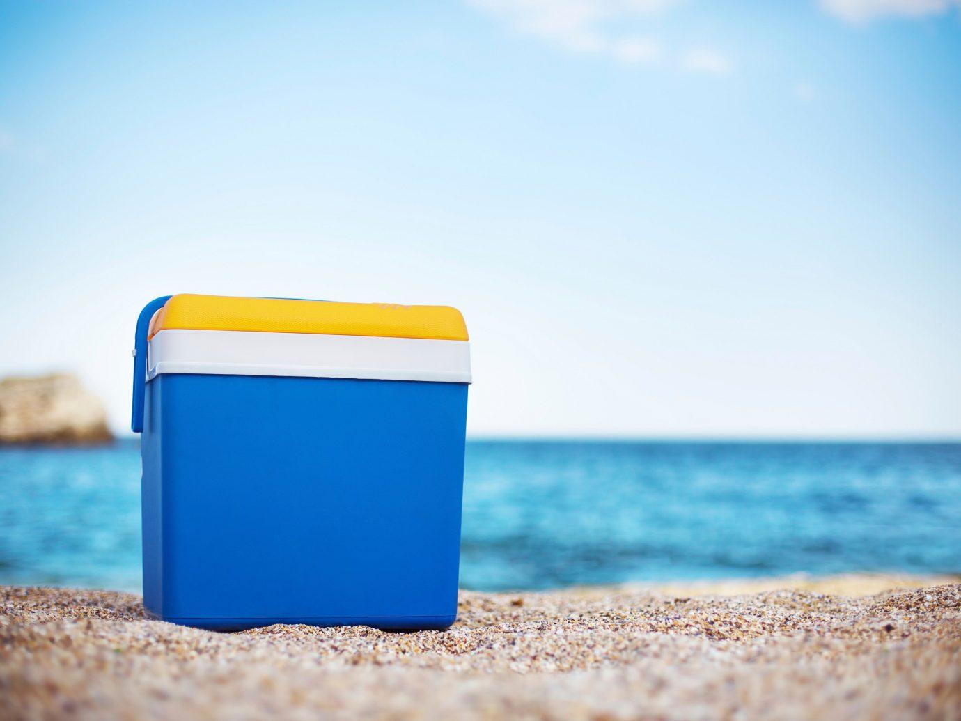 Road Trips Travel Tips sky water color outdoor blue Beach Sea Ocean furniture shore
