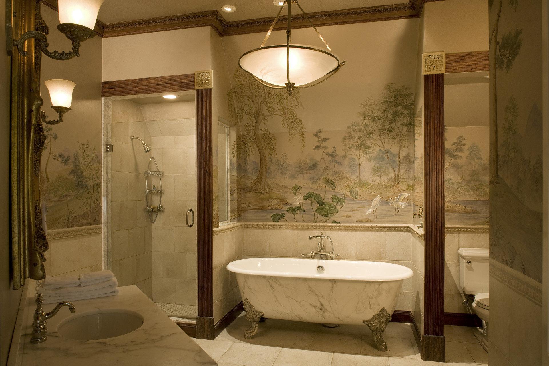 Trip Ideas indoor bathroom wall room sink plumbing fixture interior design floor estate white bathtub home toilet Design Suite tub Bath tiled