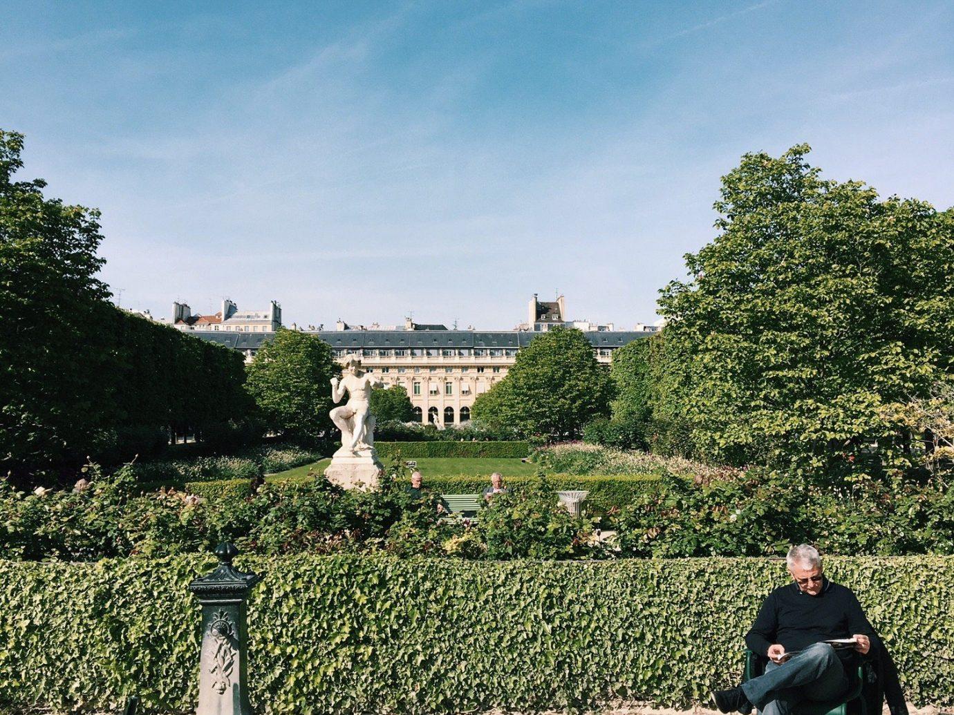 France Paris Trip Ideas sky tree outdoor vacation plant tourism park travel Garden