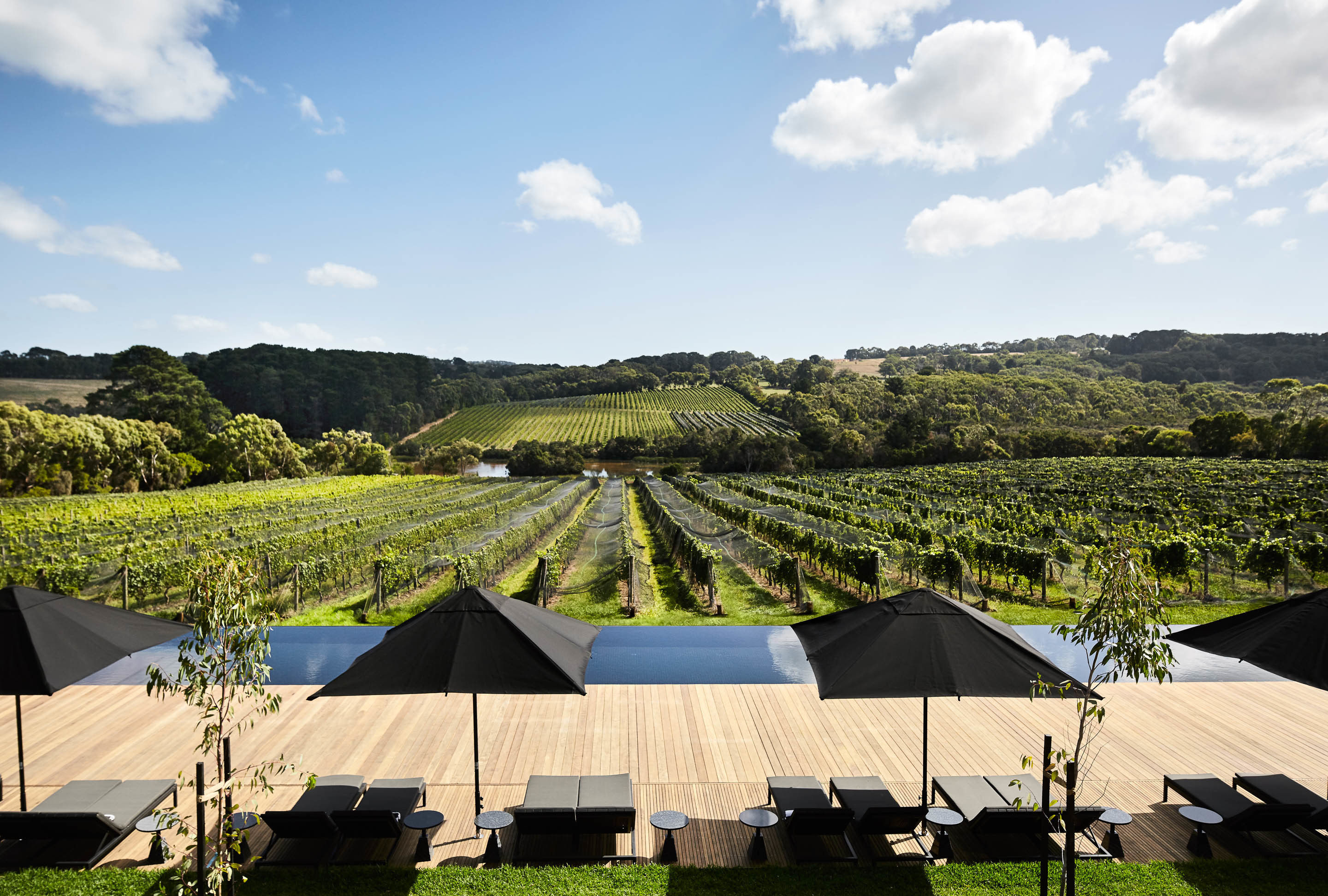 Food + Drink Hotels sky outdoor grass field tent agriculture rural area Farm plant landscape estate real estate plantation tree roof house grassy outdoor object area lush shade