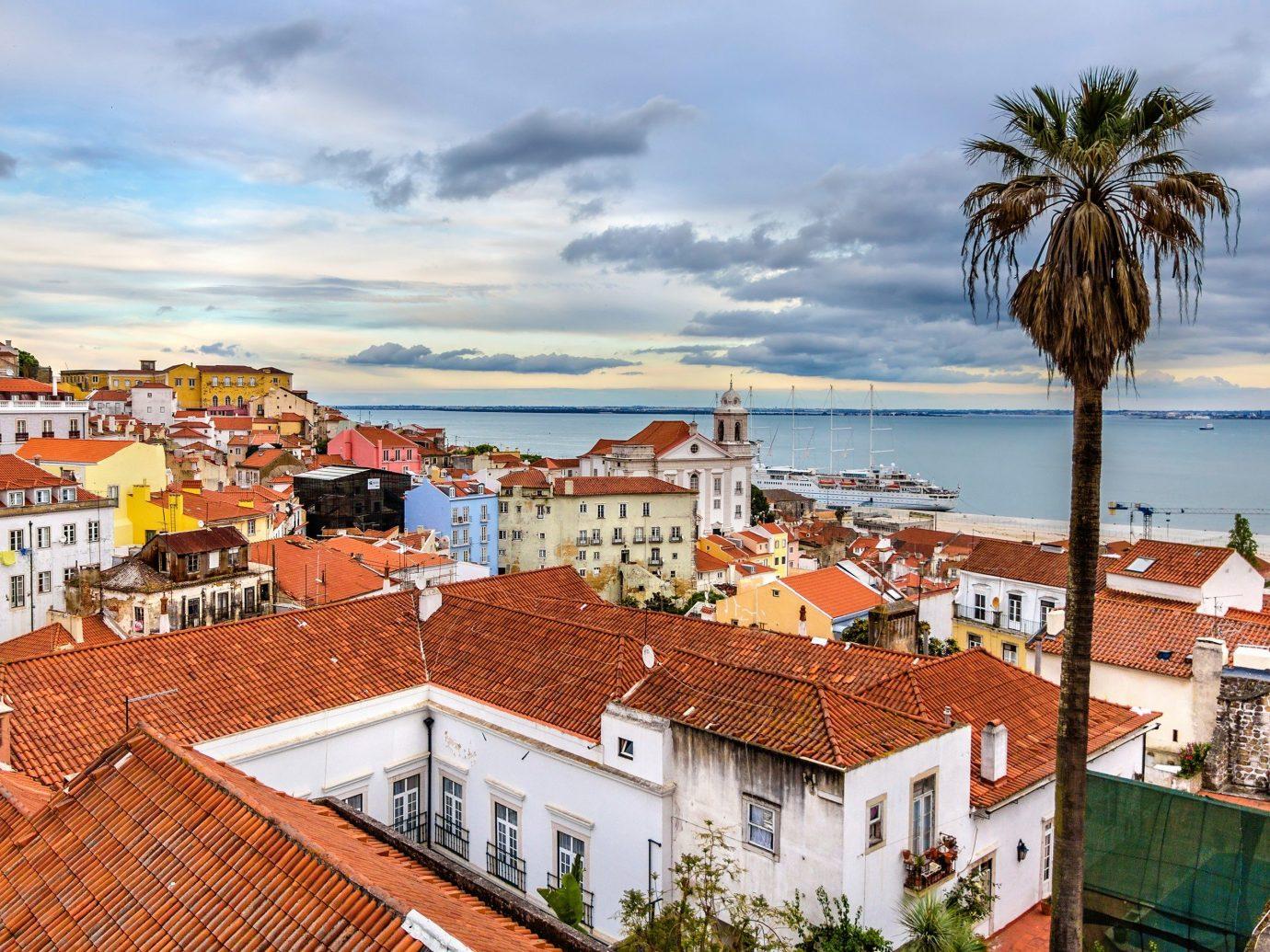 Trip Ideas sky outdoor Town Coast Sea vacation human settlement cityscape residential area Ocean Beach bay Island