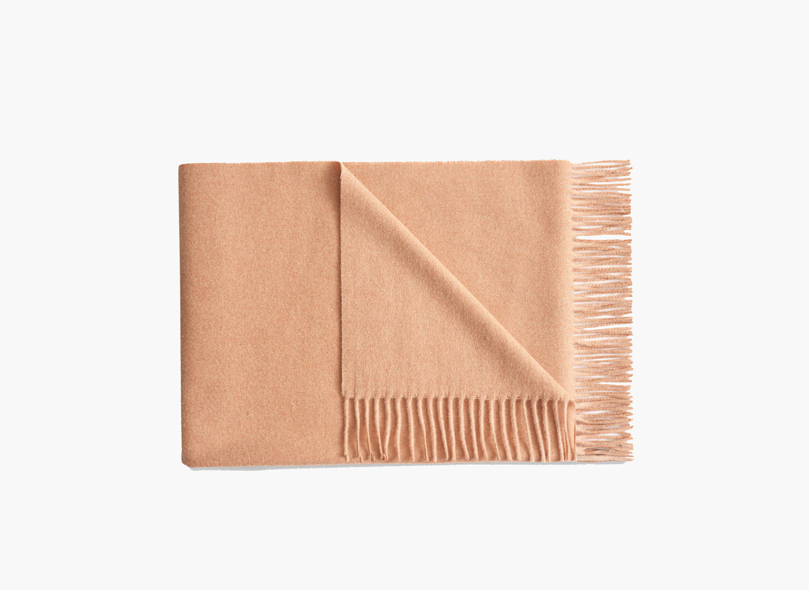 Offbeat brown accessory beige textile fashion accessory leather tablecloth material wool rectangle case