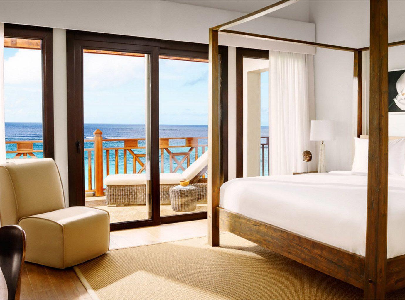 Hotels Trip Ideas indoor floor bed room window hotel property Suite Bedroom living room home interior design estate condominium real estate furniture Design nice apartment wood