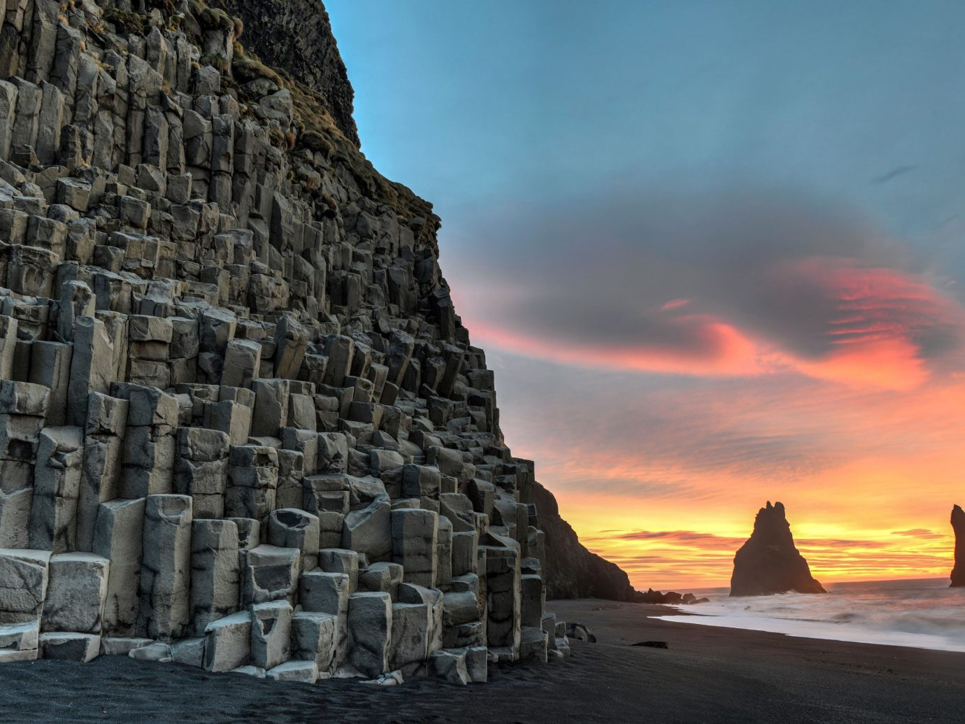 Trip Ideas outdoor rock mountain stone Coast Sea cliff terrain monument Ruins formation temple cape ancient history material