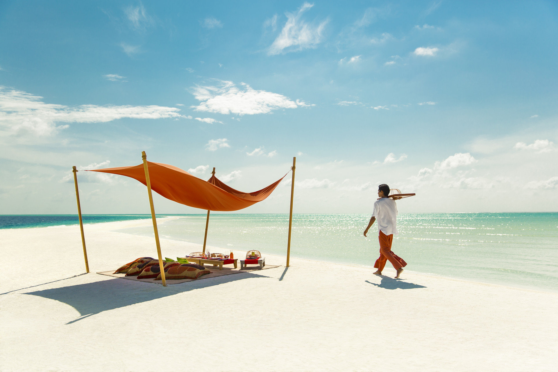 Beauty Hotels News Trip Ideas sky outdoor water Beach Sea vacation shore Ocean watercraft sand surfboard surfing equipment and supplies Boat wind wave sailing vessel day