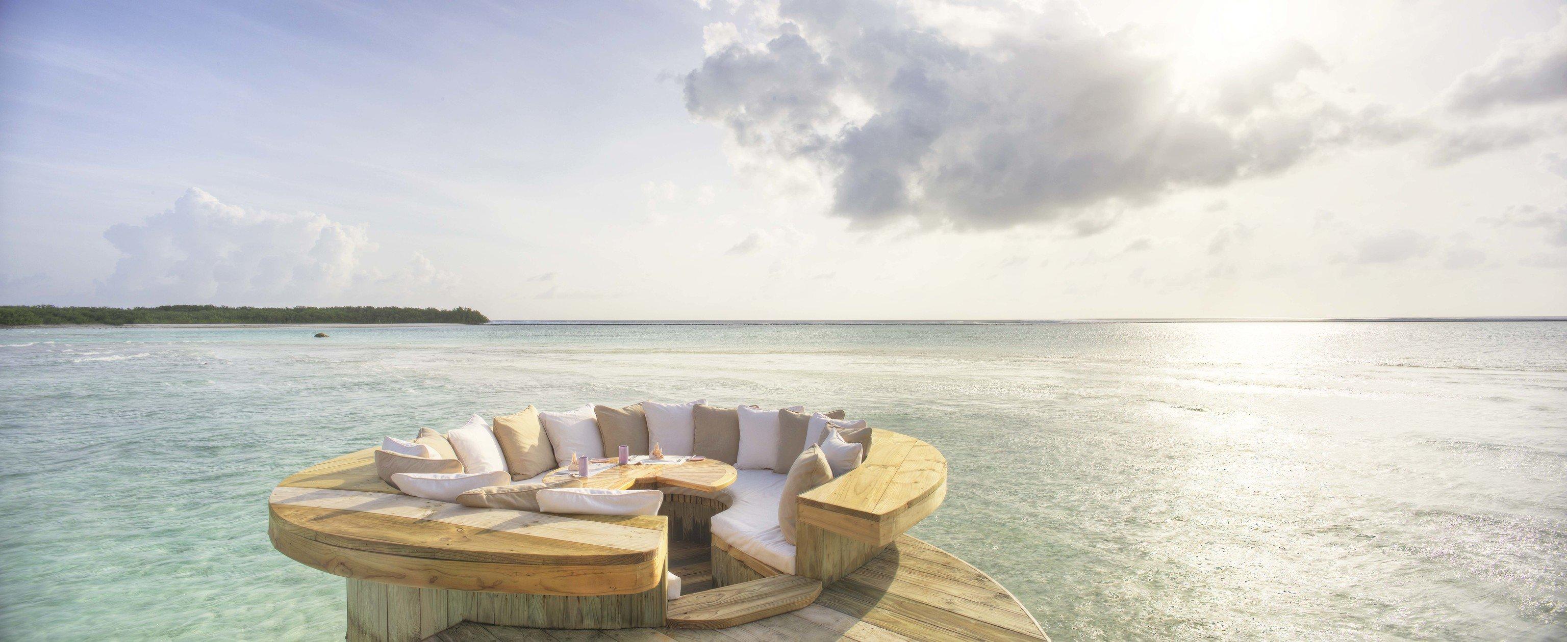Hotels water sky outdoor shore Sea Ocean vacation Beach Coast bay sand Boat day
