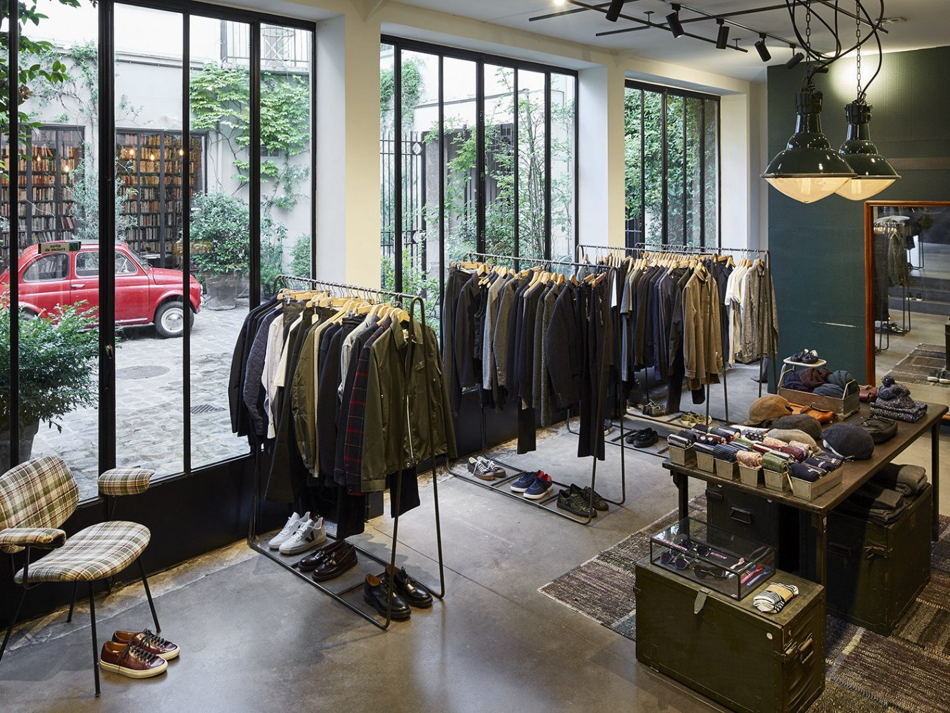 shopping Style + Design Travel Trends Trip Ideas indoor Boutique interior design furniture