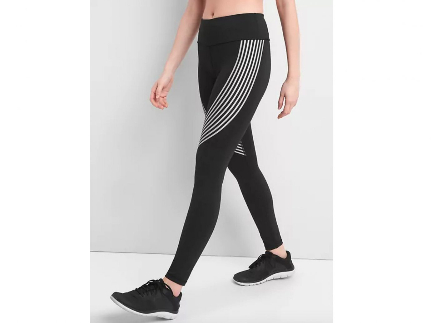 Health + Wellness Style + Design Travel Shop clothing person woman tights leggings waist human leg trousers abdomen active pants active undergarment joint female trouser