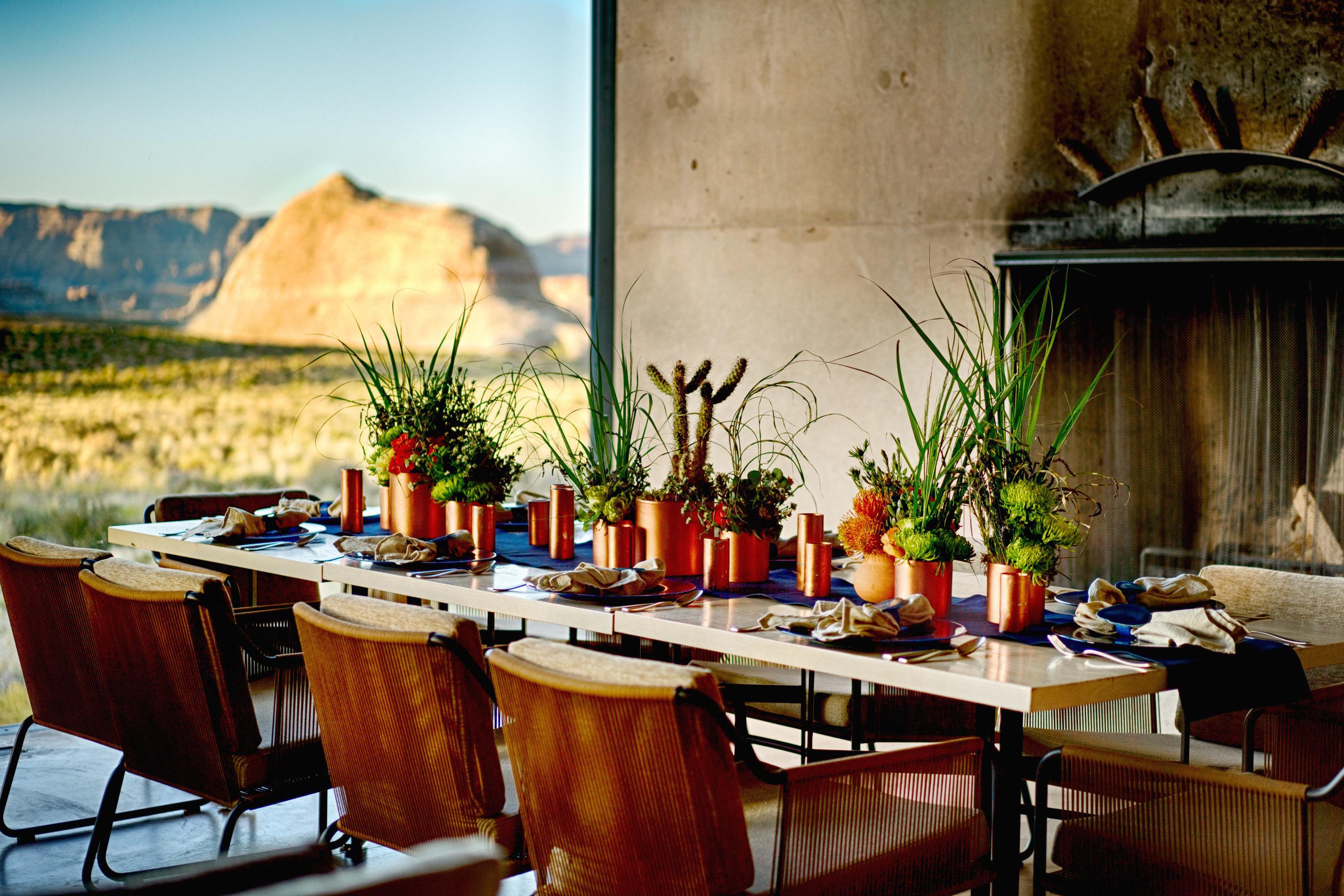 Trip Ideas table window room restaurant meal home estate interior design furniture