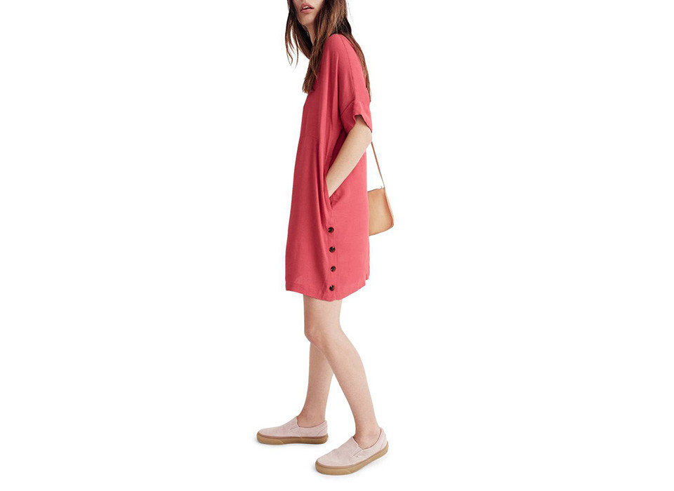 Travel Tips clothing pink shoulder outerwear nightwear robe joint sleeve costume neck shoe magenta dress