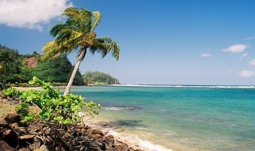 Offbeat outdoor sky water Beach landform Nature geographical feature shore caribbean Coast body of water Sea vacation Ocean bay Island arecales Lagoon islet tropics cape cove sandy