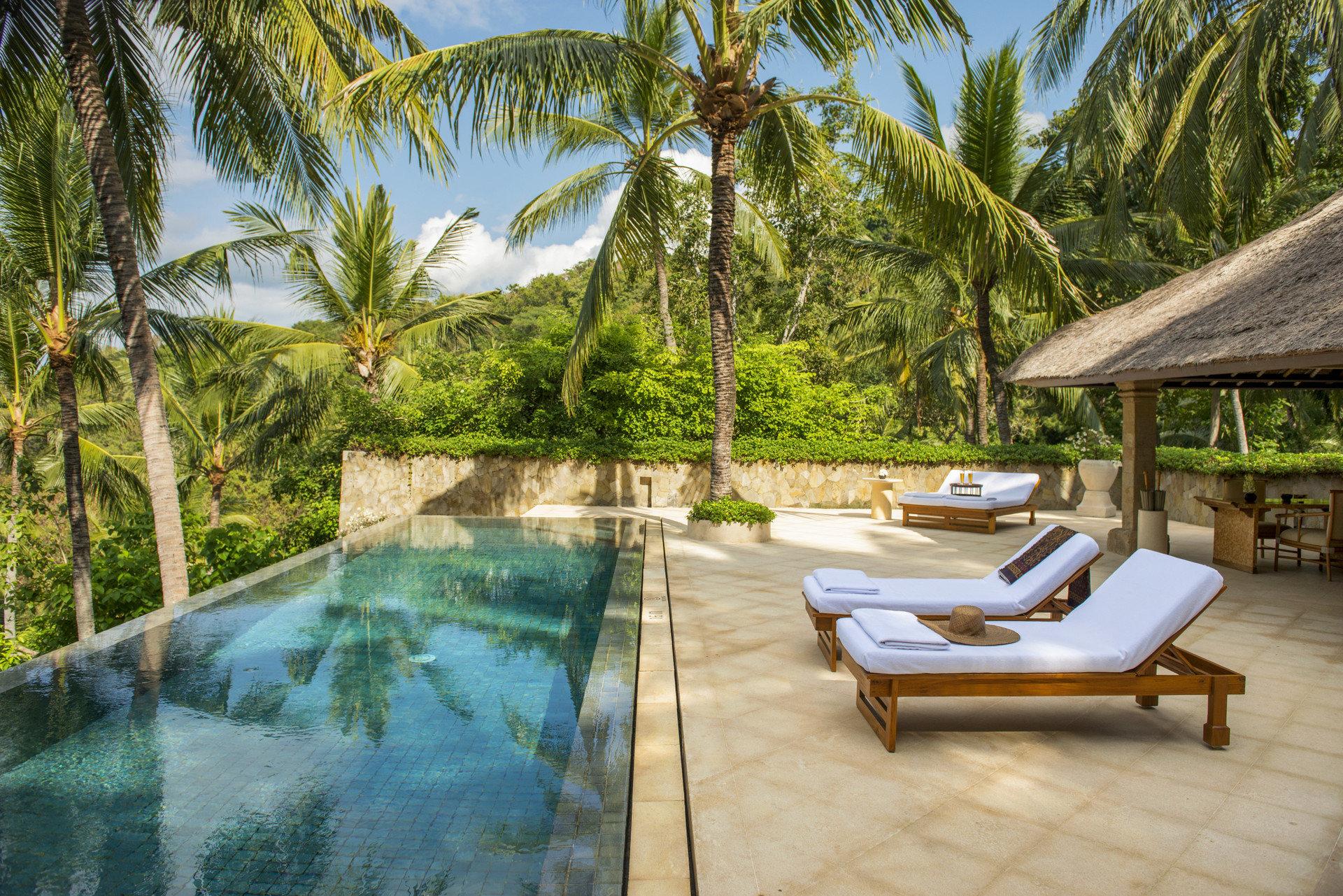 Health Wellness Hotels Tree Outdoor Swimming Pool Leisure Property Resort Estate Vacation Palm Villa Backyard