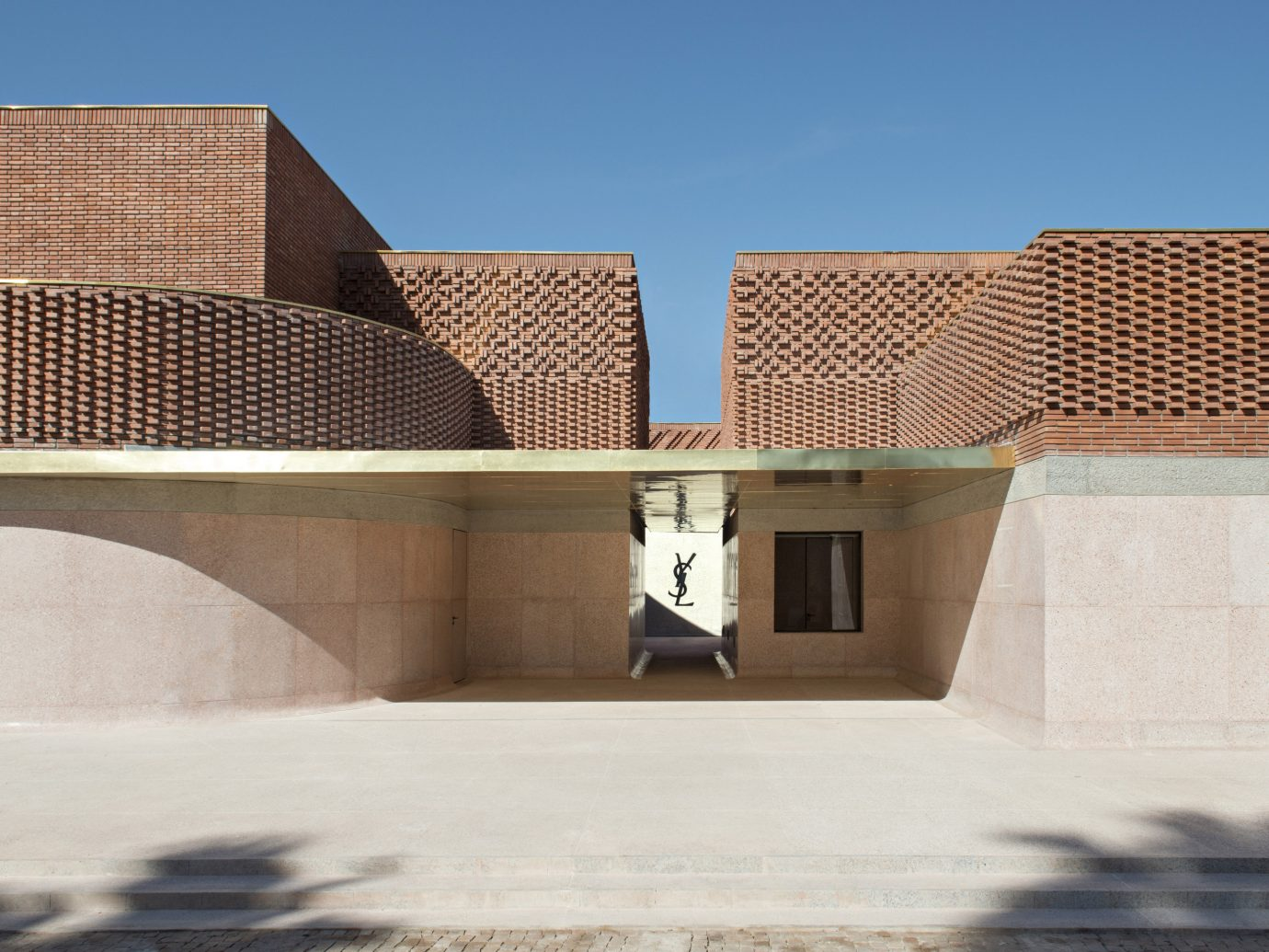 Arts + Culture News outdoor Architecture building facade daylighting angle brick elevation concrete stone