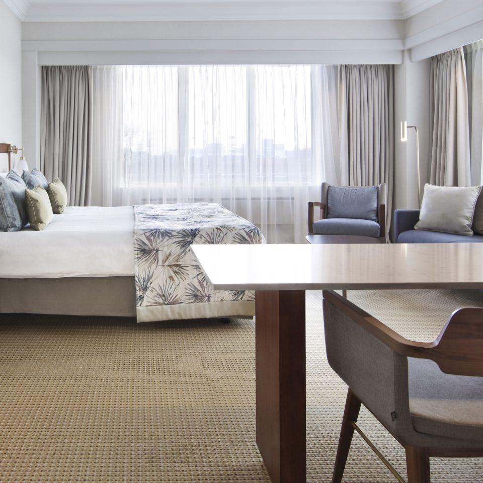 Hotel Okura Amsterdam bedroom