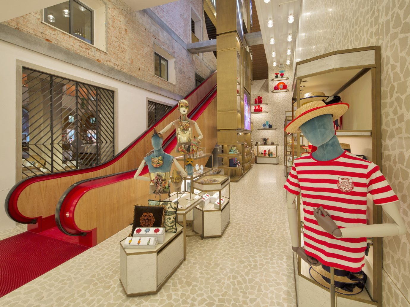 shopping Style + Design Travel Trends Trip Ideas indoor interior design room flooring floor ceiling Lobby