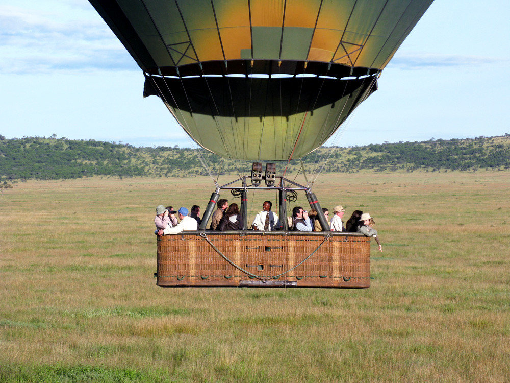 Trip Ideas grass sky outdoor hot air ballooning Hot Air Balloon aircraft atmosphere of earth balloon transport grassland Adventure recreation field prairie plain