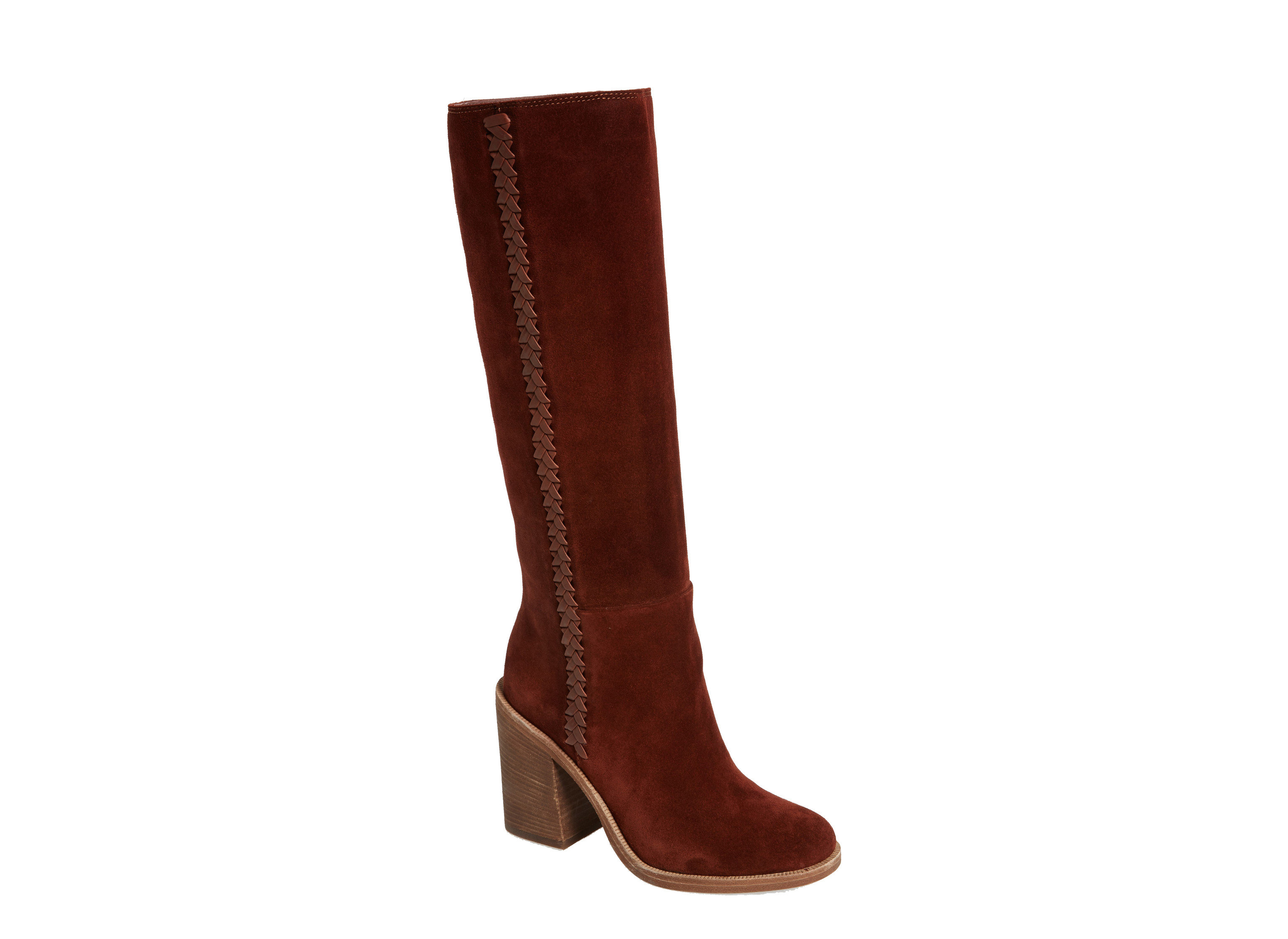 Fall Travel Style + Design Travel Shop footwear boot brown riding boot shoe suede leather high heeled footwear