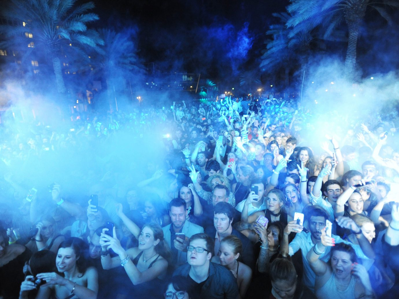 Trip Ideas stage scene person crowd rock concert concert nightclub musical theatre audience night