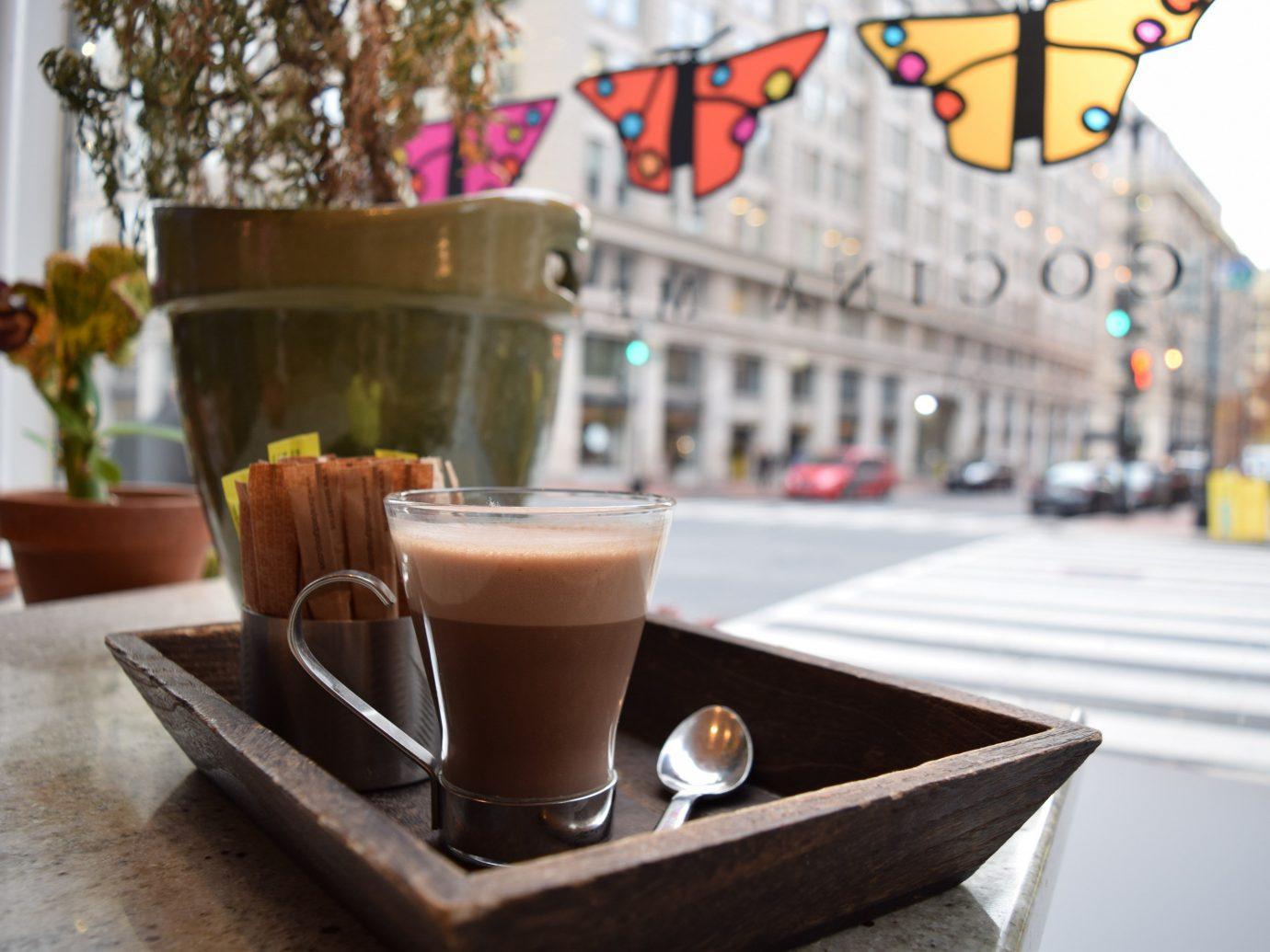Food + Drink cup coffee restaurant Drink meal beverage