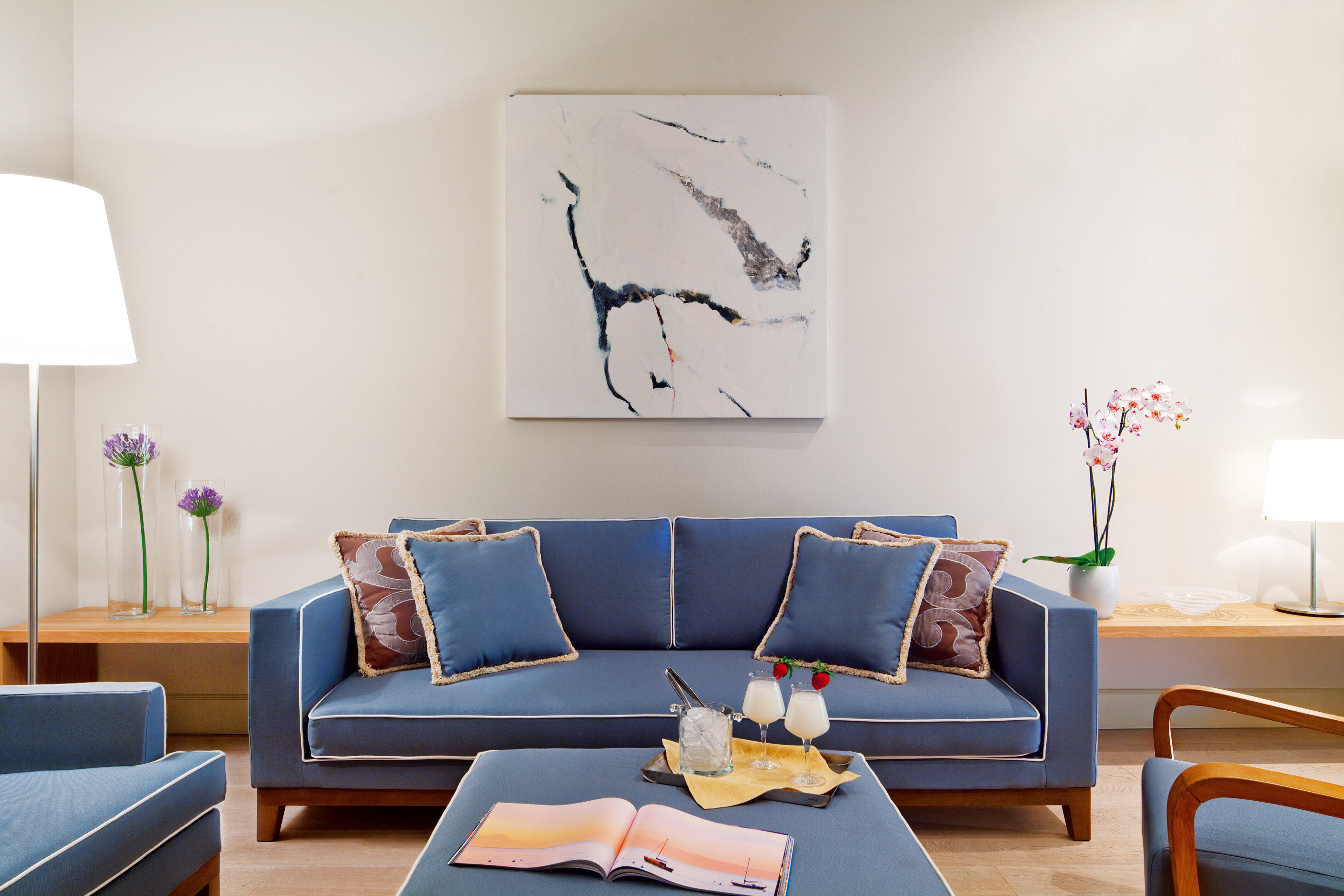 Hotels wall indoor Living room living room interior design home Design modern art furniture sofa window covering apartment