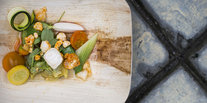 Food + Drink food dish produce plant vegetable land plant cuisine flowering plant sliced fresh