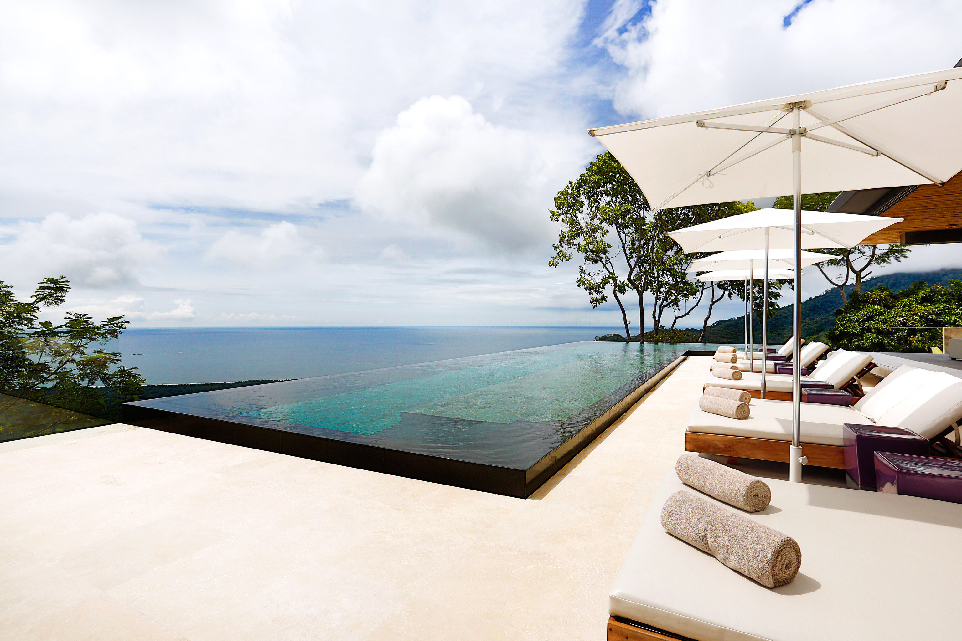Adult-only Boutique Hotels Modern Pool Resort Romance Romantic sky outdoor property vacation Sea caribbean Ocean swimming pool estate Beach Villa bay Coast