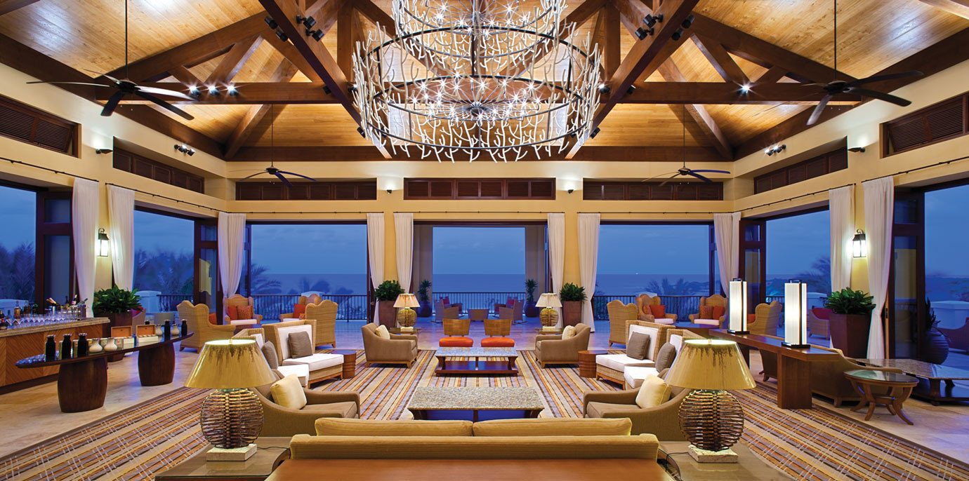 All-Inclusive Resorts Hotels indoor ceiling room interior design estate Lobby living room real estate furniture