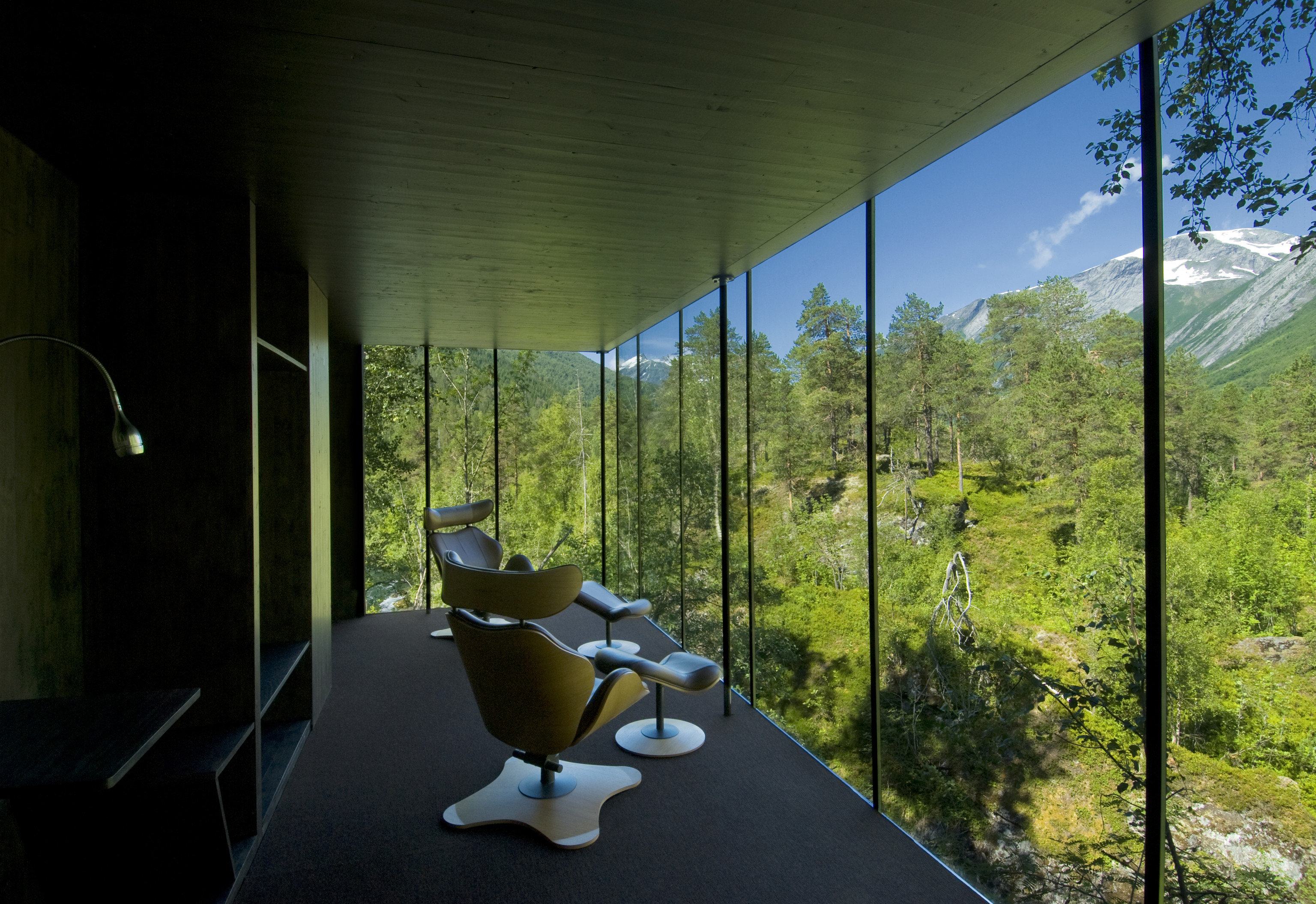 Design Hotels tree green indoor house Architecture plant interior design home grass window area furniture