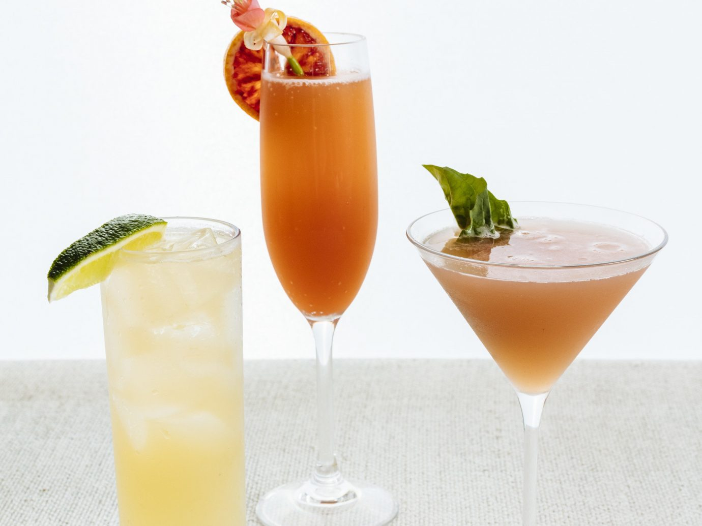 Food + Drink Girls Getaways Hotels Jetsetter Guides shopping Style + Design Weekend Getaways cup table Drink cocktail glass non alcoholic beverage cocktail garnish juice orange drink mai tai bellini harvey wallbanger wine cocktail sea breeze fuzzy navel spritzer classic cocktail champagne cocktail orange fruit drink