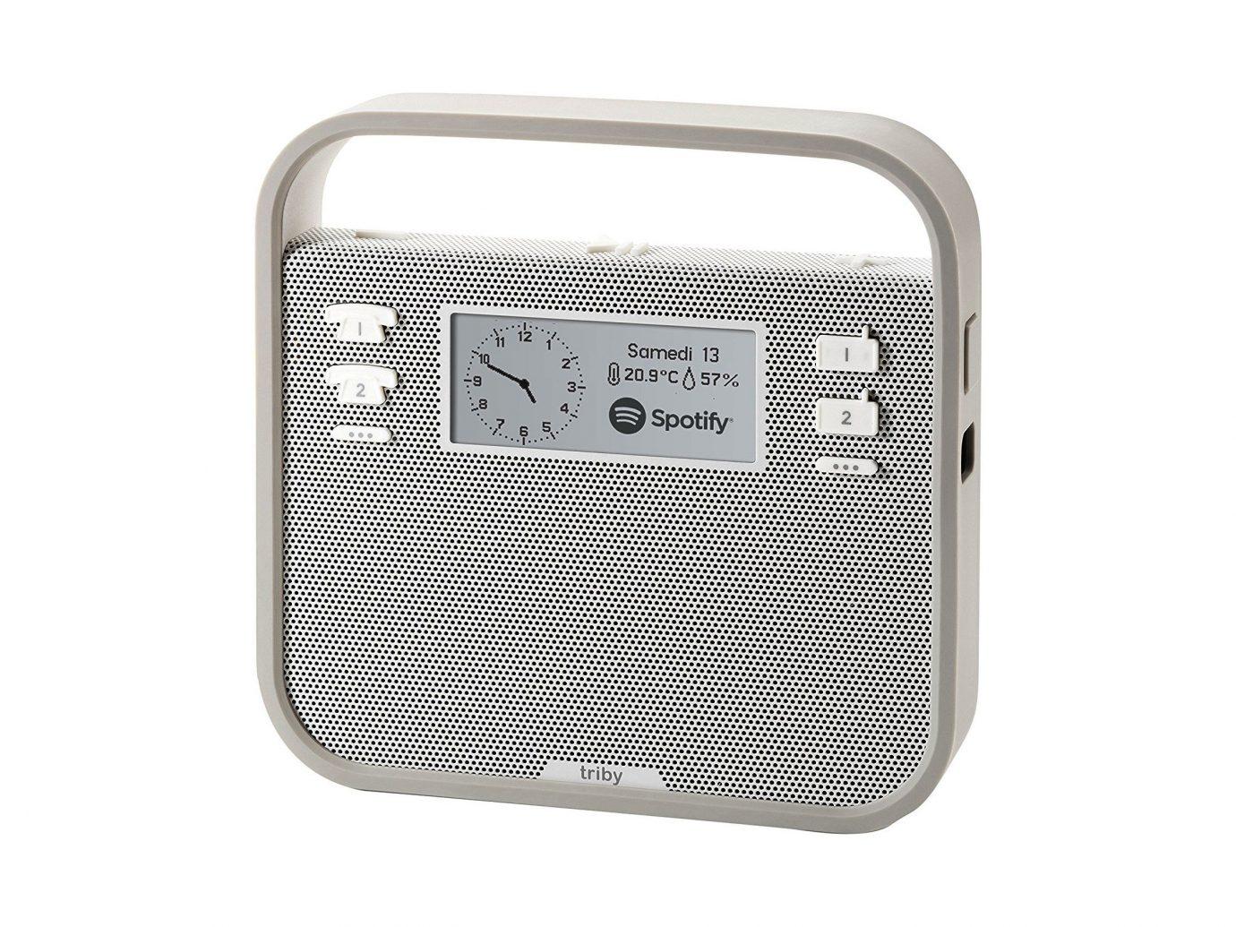 Travel Shop product product design electronics rectangle clock radio