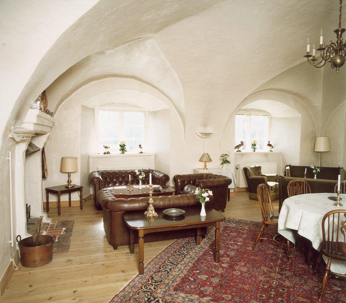 Denmark Finland Hotels Landmarks Luxury Travel Sweden indoor wall floor room ceiling interior design living room Suite furniture flooring estate table arch area several