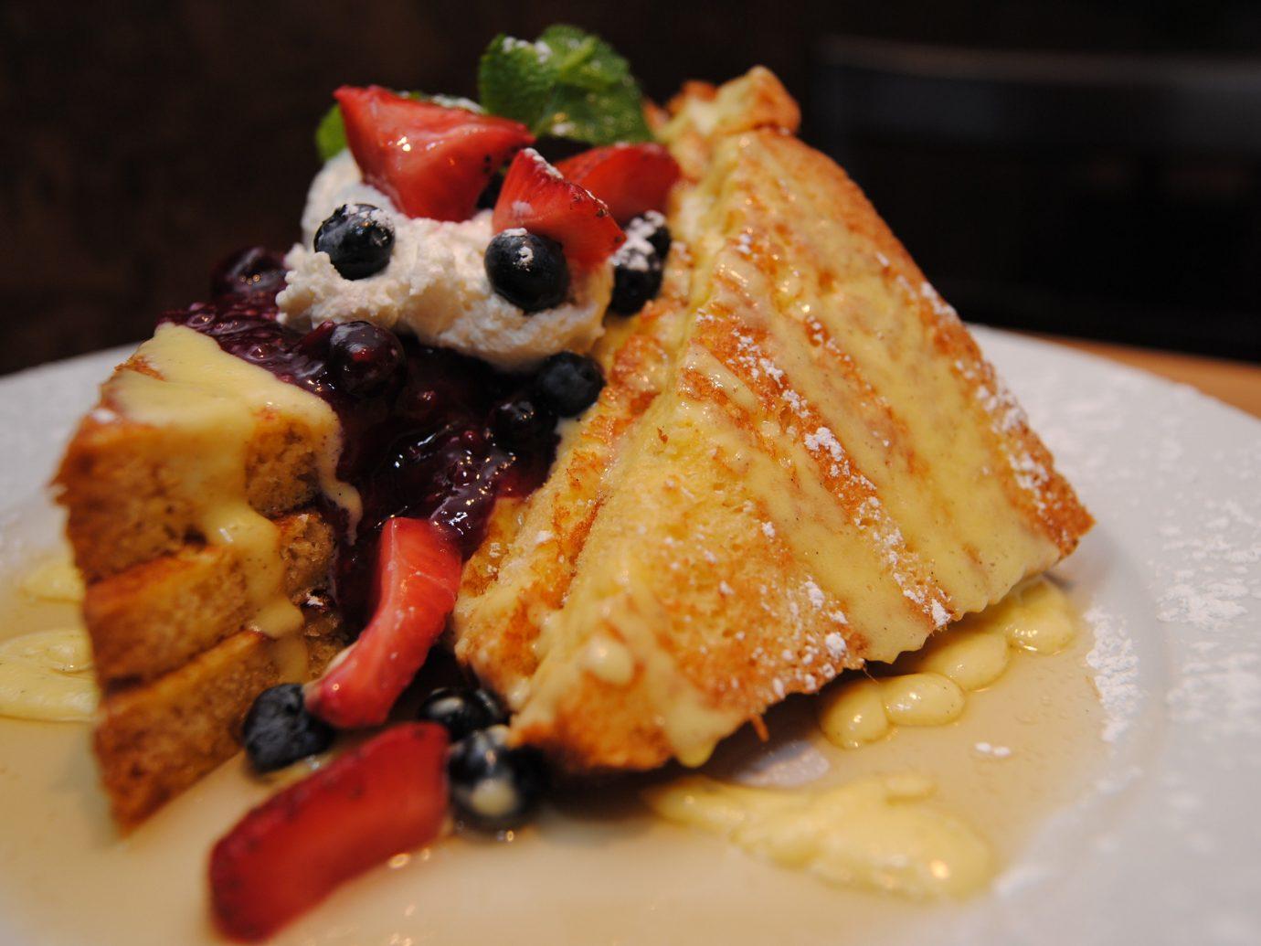 Food + Drink food dish plate meal piece breakfast slice produce brunch cuisine dessert flavor square piece de resistance