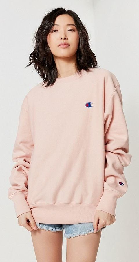 Health + Wellness Style + Design Travel Shop person wall clothing pink indoor sleeve shoulder fashion model joint neck peach sweater