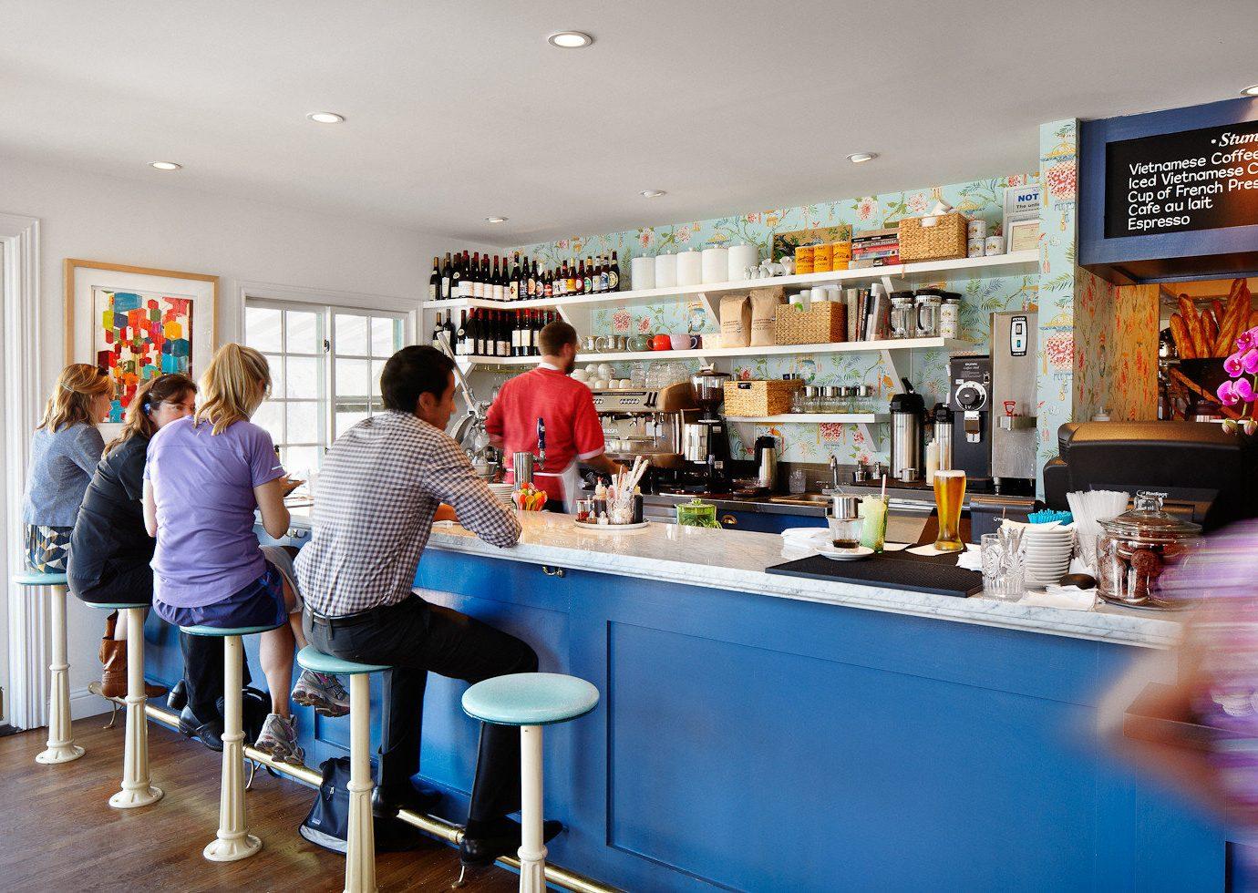 Trip Ideas Weekend Getaways indoor floor ceiling interior design restaurant retail Design Bar