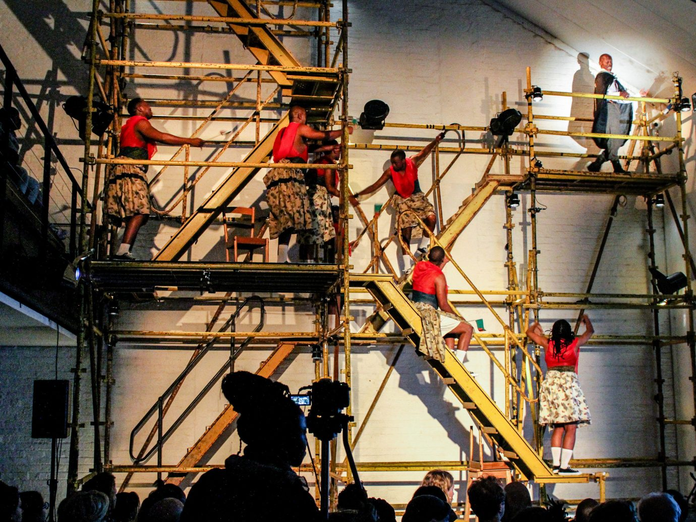 Arts + Culture Trip Ideas indoor structure Entertainment tourist attraction electricity performing arts electrical supply recreation scaffolding building stage event