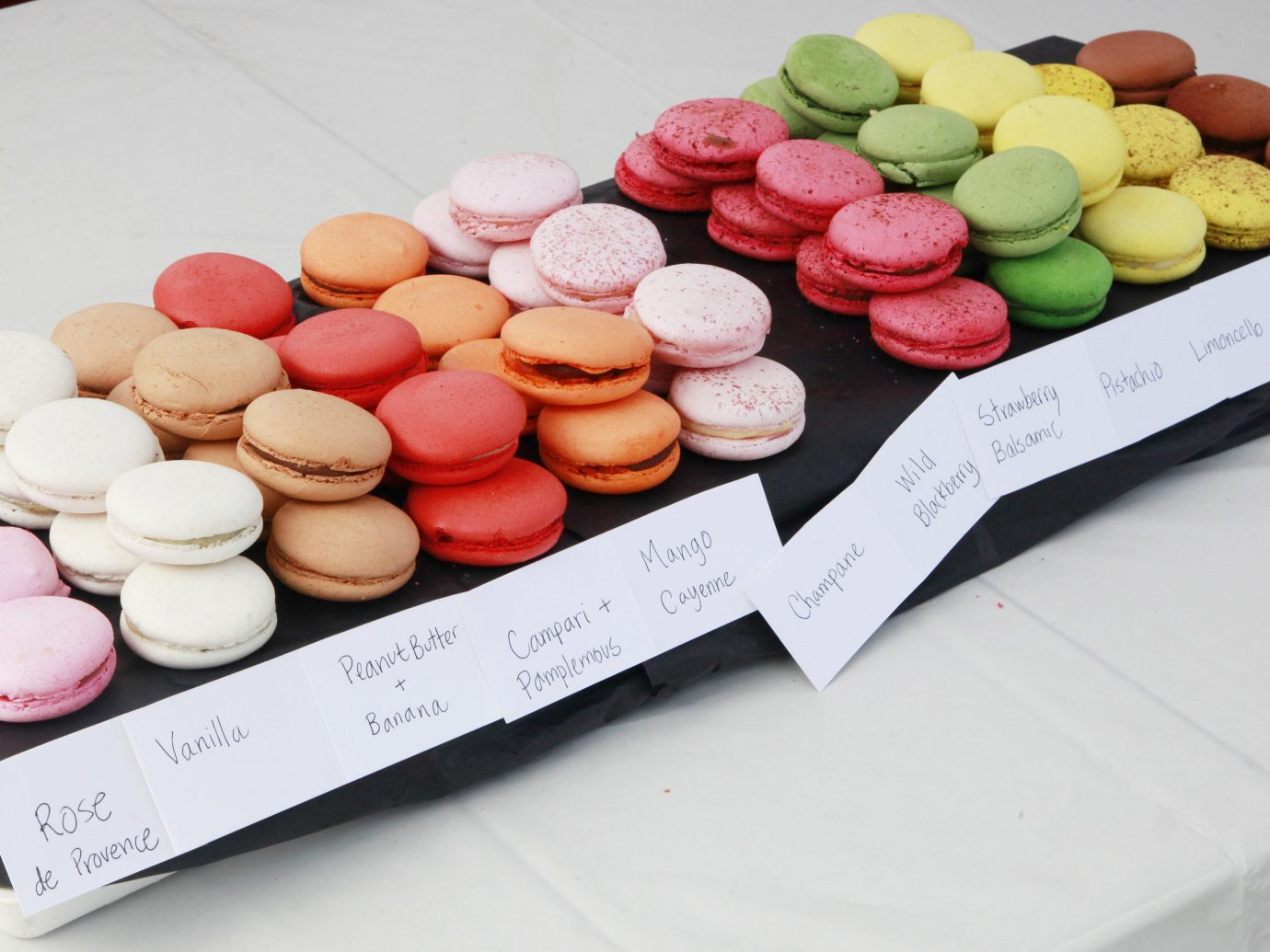 Trip Ideas food dessert macaroon petal organ baking human body several arranged